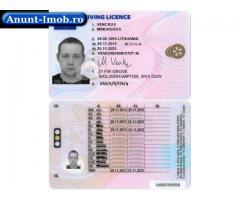 Anunturi Imobiliare Cumpără pașapoarte reale, permis de conducere
