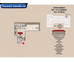 Anunturi Imobiliare Ap. 2 camere mansarda de vinzare