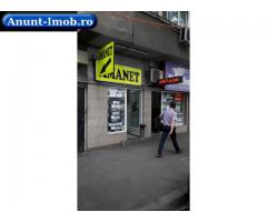 Gara de Nord  spatiu comercial stradal 10 mp. 2.5ml. vitrina