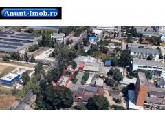 Anunturi Imobiliare Teren intravilan 1065 mp Zona Gara Catelul / Industriilor
