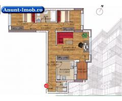 Anunturi Imobiliare Apartament nou 3 camere Insignia Residence Militari Pacii