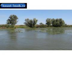 Anunturi Imobiliare 736 hectare Delta Dunarii