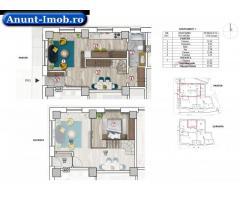 Anunturi Imobiliare Locuinta tip LOFT! Design interior superb si practic !!