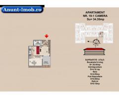 Anunturi Imobiliare Garsoniera, mansarda, Brasov, Mall Coresi pret 39187,5