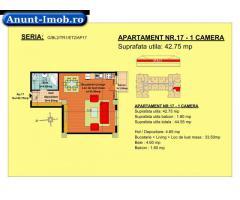 Anunturi Imobiliare garsoniera, str Nicolae Labis nr 52- pret: 35880  Euro, 42,7