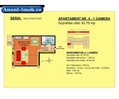 Anunturi Imobiliare garsoniera, str Nicolae Labis nr 52- pret: 35920  Euro, 42