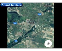 Anunturi Imobiliare VAND teren agricol extravilan