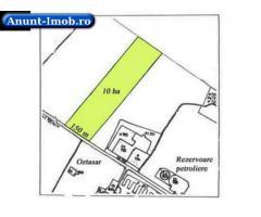 Anunturi Imobiliare 10 ha la DN1 Ploiesti nord