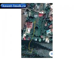 Anunturi Imobiliare Vanzare teren lac Snagov
