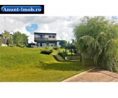 Anunturi Imobiliare Vila noua 5 camere pe malul lacului in Balotesti