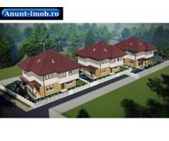 Anunturi Imobiliare Vile individuale de lux Mogosoaia sector 1 Bucuresti TVA 0
