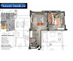 Anunturi Imobiliare Apartament 2 camere, Bloc Nou