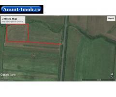 Anunturi Imobiliare Teren agricol- zona cu cele mai fertile terenuri din Romania
