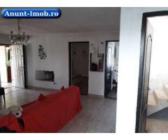 Anunturi Imobiliare Proprietar vand vila Adunatii Copaceni