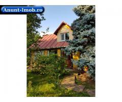 Anunturi Imobiliare Vând casa cu teren situata la 25 km de București