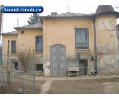 Anunturi Imobiliare Vanzare casa si teren