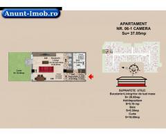 garsoniera, str Nicolae Labis nr 52- prêt 36604 Euro,  37.06