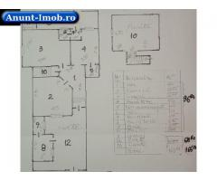 Anunturi Imobiliare Apartament in vila, inchiriere 4 camere, curte , garaj