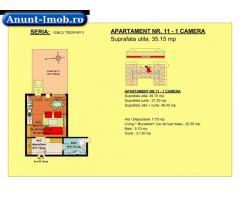 Anunturi Imobiliare - garsoniera, str Nicolae Labis nr 52- pret: 35395 Euro, 35.