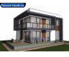 Anunturi Imobiliare Vând casa modernă la roșu