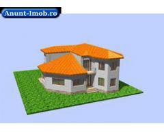 Anunturi Imobiliare Agigea - Fundatie de vila P+1