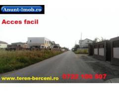 Anunturi Imobiliare Teren + curent + 12 RATE cartier nou Miorita