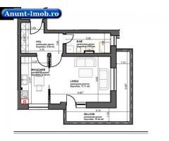 Anunturi Imobiliare studio/garsoniera in constructie noua