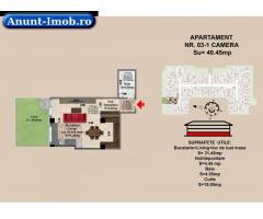 Anunturi Imobiliare garsoniera , str Nicolae Labis nr 52- prêt: 39065 Euro,40.45