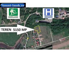 Anunturi Imobiliare Teren intravilan 5150 mp constructii case Balotesti