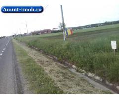 Anunturi Imobiliare Vand teren intravilan 5000 mp Racarii de Jos (Drumul E70)