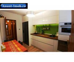 Ap. 4 camere, mobilat,utilat, str. Argintului, Brasov