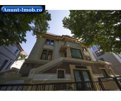 Anunturi Imobiliare Vila de exceptie in zona exclusivista (zona Dorobanti)
