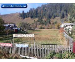7200 mp Teren constructii, stradal, munte, Grinties, Jud. Ne