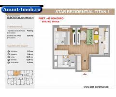 Anunturi Imobiliare Apartament cu 2 camere zona 1 Decembrie ! Metrou !