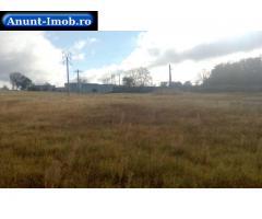 Anunturi Imobiliare Harsova - Zona industriala - 2 loturi teren intravilan