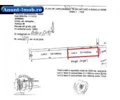 Anunturi Imobiliare Teren 1000 mp, Strada Arcasilor, Galati