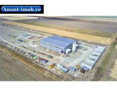 Anunturi Imobiliare Fabrica compet automatizata pentru prelucrarea betonului