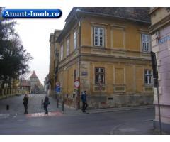 Anunturi Imobiliare Apartament în Centrul istoric al Sibiului