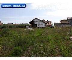 Anunturi Imobiliare Teren zonă rezidențială – Valea Lupului – 390mp / 40 euro mp