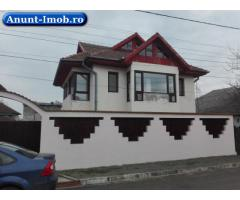 Anunturi Imobiliare Teren 525 mp, casa P+1E si garaj, Schitu, Constanta