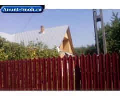 Anunturi Imobiliare Teren 1000 mp si casa P+M, Sat Manoaia, Costisa, Neamt