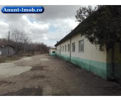 Anunturi Imobiliare Teren 11626,23 mp si constructii industriale, Focsani, Vranc