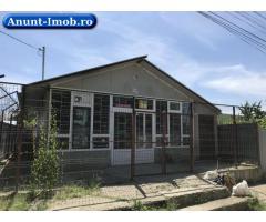 Anunturi Imobiliare Spatiu comercial 50 mp si teren 100 mp, Zorleni, Vaslui