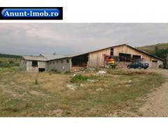 Anunturi Imobiliare Teren 4163 mp si 2 constructii in Hartiesti, Arges