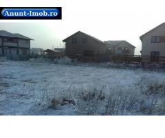 Super Ocazie teren casa centrul comunei Berceni.