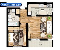 Anunturi Imobiliare Apartament 2 camere, 49 mpu, MILITARI REZERVELOR