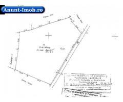 Anunturi Imobiliare Teren 6136 mp, str. Dacia Traiana, Iernut, Mures