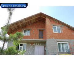 Anunturi Imobiliare Vand Casa noua P+M in Variasu Mare