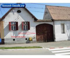 Anunturi Imobiliare Schimb casă în Avrig ultracentral