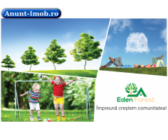 Anunturi Imobiliare Teren superb langa Bucuresti, in proiect rezidential nou